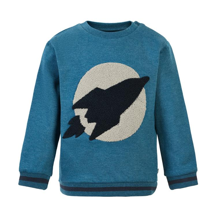Sweatshirt Rocket Gr. 98
