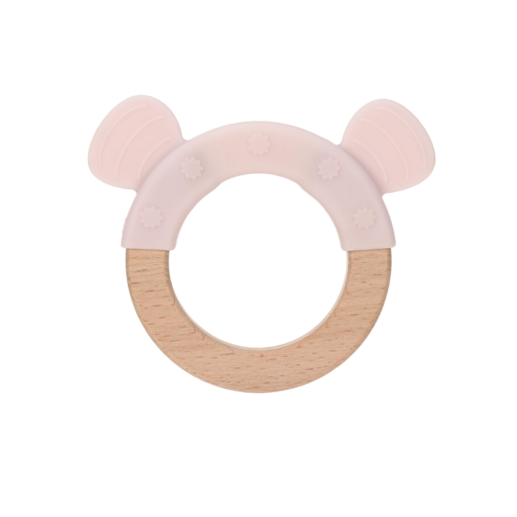 Teether Ring rosa