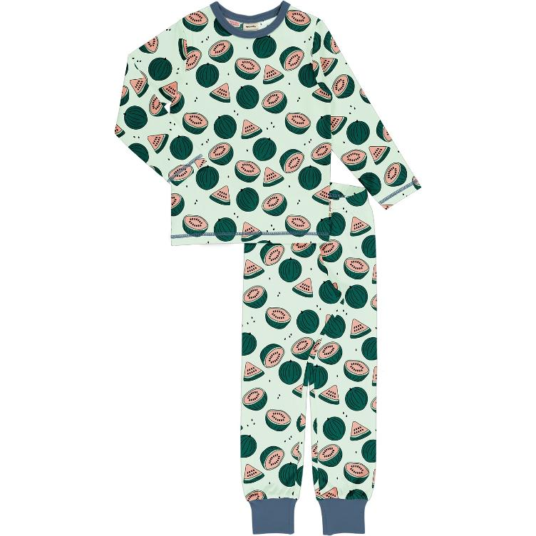 Pyjama Set LS Watermelon