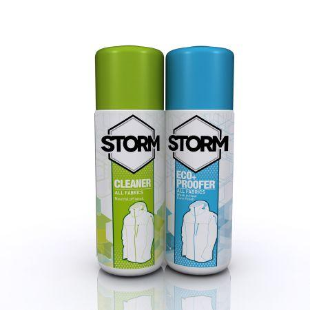 STORM Cleaner & Eco+ Proofer